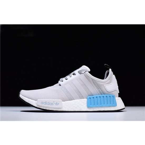 mens nmd adidas white